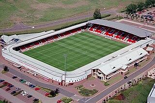 Nene Park Sports venue