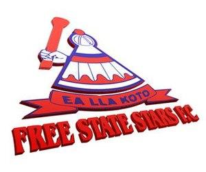 Free State Stars F.C. - old logo