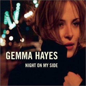 Night on My Side - Image: Nightsidehayesuscove r