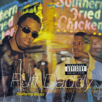 Puff Daddy featuring Mase — Can't Nobody Hold Me Down (studio acapella)