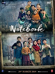 Notebook (2019 film) - Wikipedia
