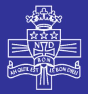 Notre Dame High School, Norwich - Image: Notre Dame