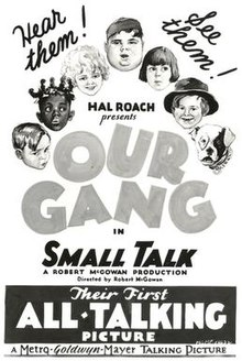 Small Talk (1929 film) - Wikipedia