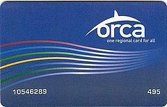 orca card vending machine locations