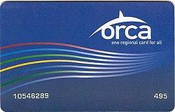 ORCA card - Wikipedia