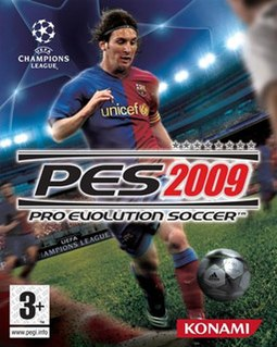 OF PES 2009