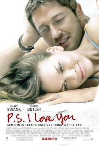 P.S. I Love You (film) - Theatrical release poster