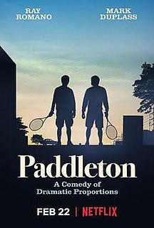 <i>Paddleton</i> 2019 film by Alex Lehmann