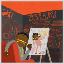 images for kodak black painting pictures
