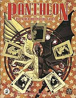 Cover of Pantheon