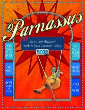 Parnassus (literary magazine) - 2012 Parnassus