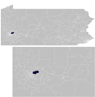 Pennsylvania House of Representatives, District 32
