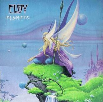 Planets (Eloy album) - Image: Planets Eloy UK