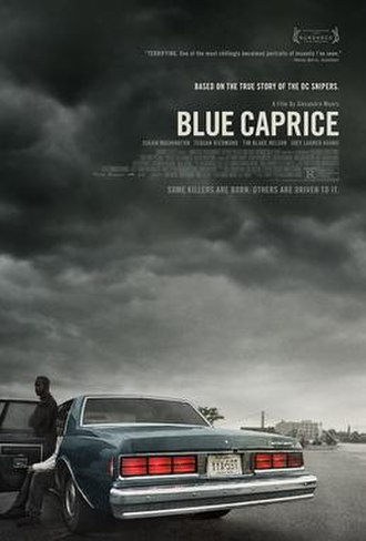 """Blue Caprice - Image: Poster Art for the 2013 Feature Film """"Blue Caprice"""""""