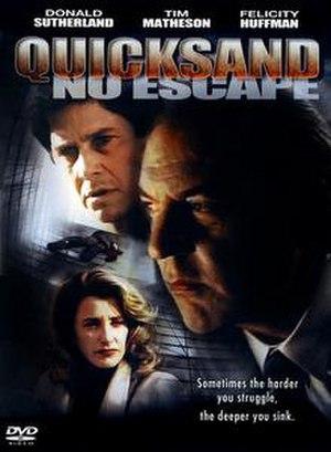 Quicksand: No Escape - DVD cover