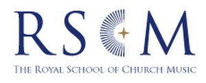 Royal School of Church Music - Image: RSCM official logo