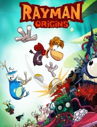 Rayman Origins - Image: Rayman Origins Box Art
