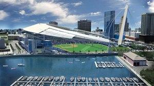 Rays Ballpark - Design concept