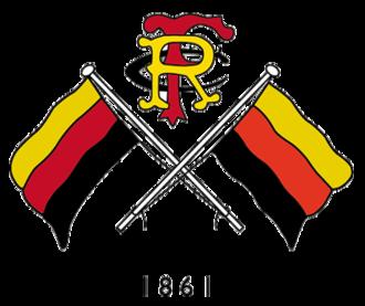 Richmond F.C. - Image: Richmond rugby logo