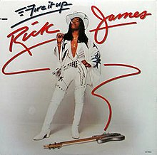 Fire It Up (Rick James album) - Wikipedia