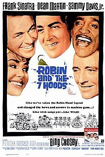 <i>Robin and the 7 Hoods</i> 1964 film by Gordon Douglas