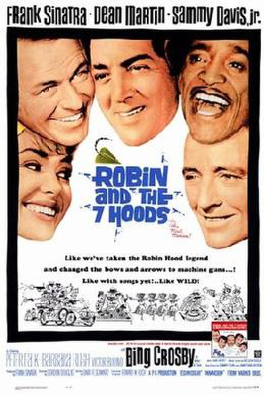 Robin and the 7 Hoods