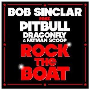 Rock the Boat (Bob Sinclar song) - Image: Rock the Boat single