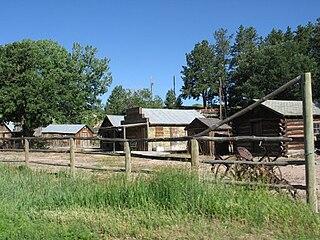 Rockerville, South Dakota human settlement in South Dakota, United States of America