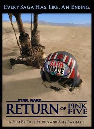 Return of Pink Five - Image: Rop 5 p 2