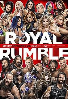 Royal Rumble (2020) - Wikipedia