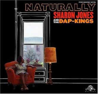 Naturally (Sharon Jones album) - Image: SJDK Naturally