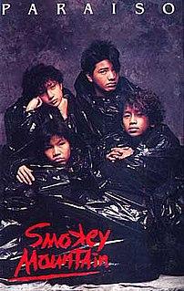 <i>Paraiso</i> (Smokey Mountain album) 1991 studio album by Smokey Mountain