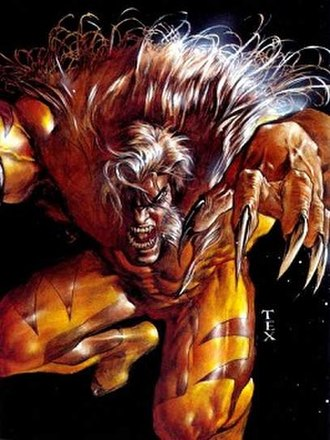 Sabretooth (comics) - Image: Sabretooth (Victor Creed)