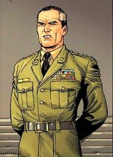 Sam Lane (comics) Fictional character