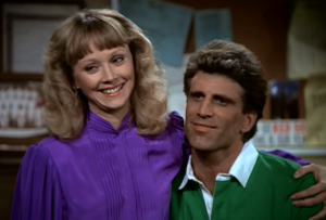 "Sam and Diane - Sam and Diane in ""Any Friend of Diane's"" (1982; season 1, episode 6)"