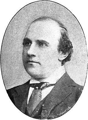 Samuel Thomas Evans - Samuel Thomas Evans c1895