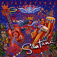 supernatural santana album wikipedia