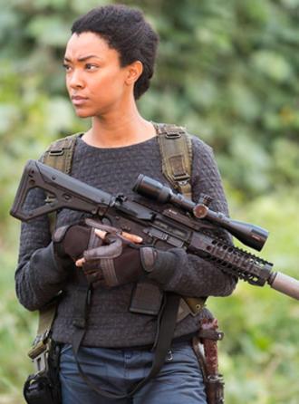 Sasha Williams (The Walking Dead) - Image: Sasha Williams TWD