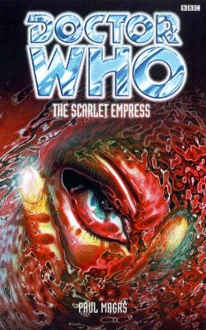 The Scarlet Empress (novel) - Image: Scarlet Empress (Doctor Who)