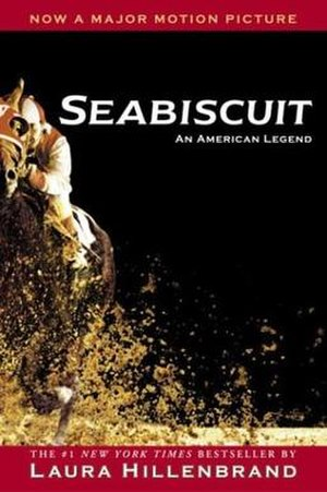 Seabiscuit: An American Legend - The cover of the paperback version