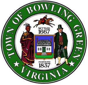 Bowling Green, Virginia - Image: Seal of Bowling Green, Virginia