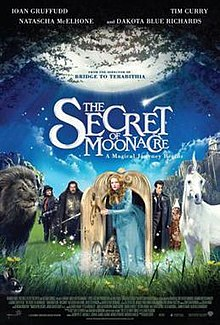 film le secret de moonacre
