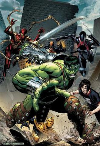 Avengers: The Initiative - Image: Shadow Initiative
