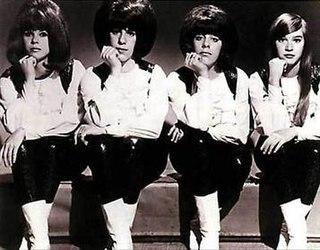 The Shangri-Las American pop girl group