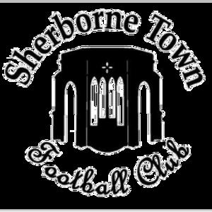 Sherborne Town F.C. - Image: Shertwn badge