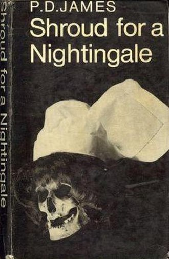 Shroud for a Nightingale - First edition