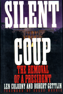 <i>Silent Coup</i> book by Len Colodny