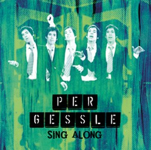 Sing Along (Per Gessle song) - Image: Sing Along Green (Front)