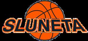 Sluneta Ústí nad Labem - Image: Sluneta Basketball Club logo