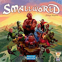 Picture of a game: Small World